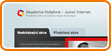 Akademie Vodafone - Junior Internet